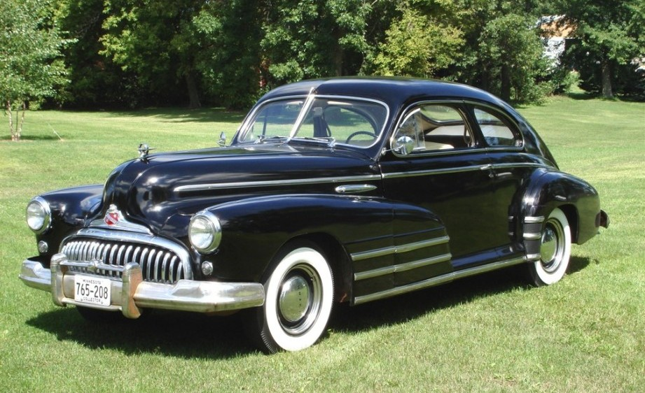 1948 Buick Special Information And Photos Momentcar