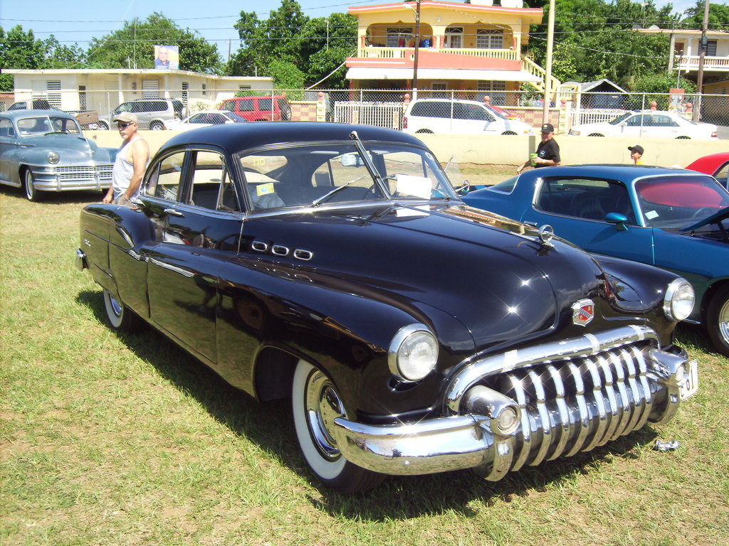 1949 Buick Special Information And Photos Momentcar