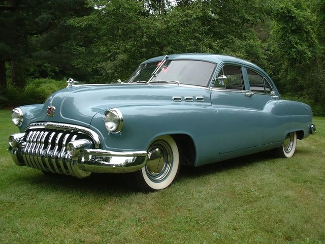 1950 Buick Special Information And Photos Momentcar
