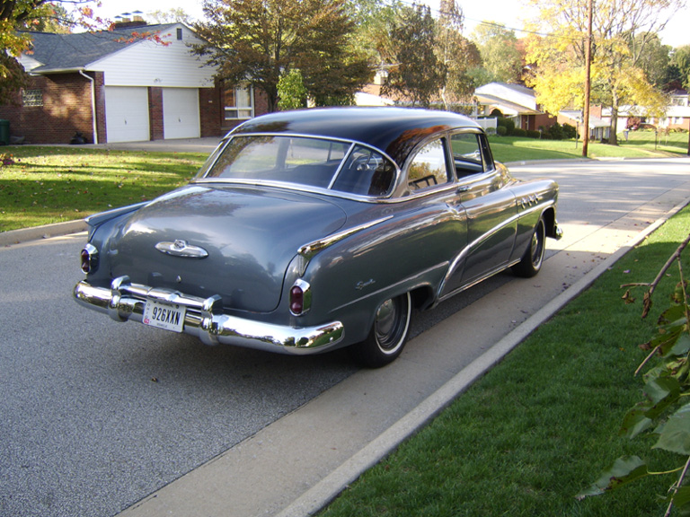 Buick Special 1952 #4