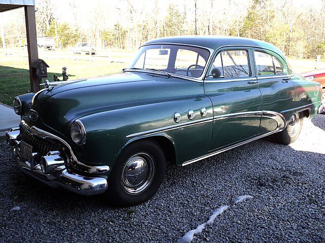 Buick Special 1952 #6