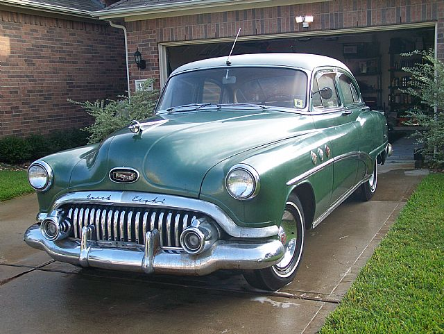 Buick Special 1952 #8