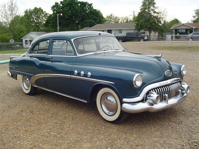 Buick Special 1952 #9