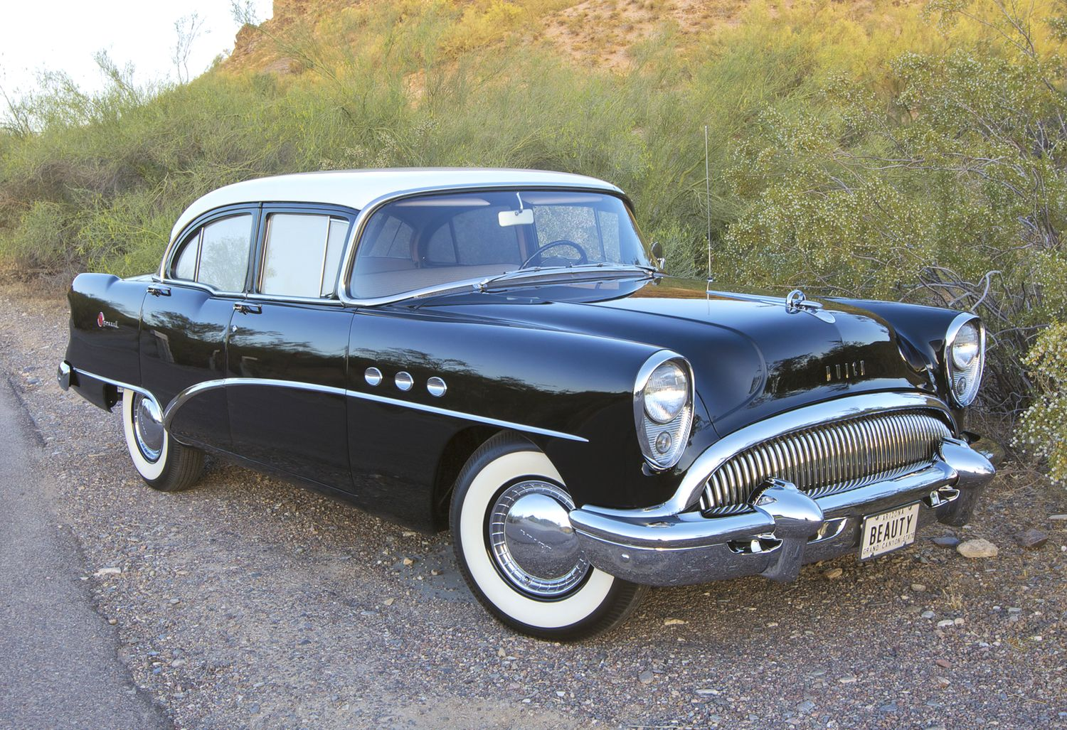 1954 Buick Special Information And Photos Momentcar