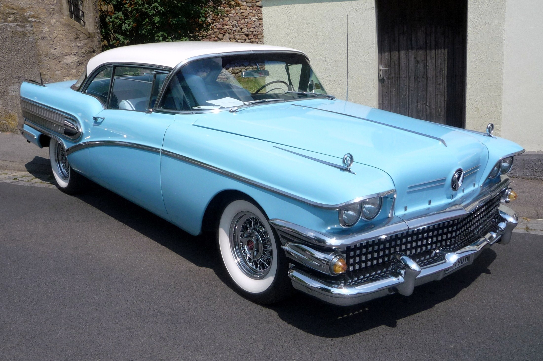 1958 Buick Special Information And Photos Momentcar