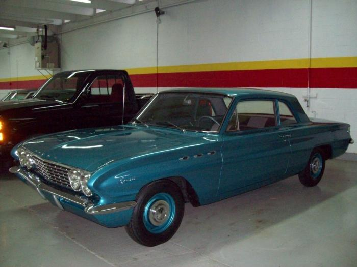 Buick Special 1961 Buick Special 1961 9