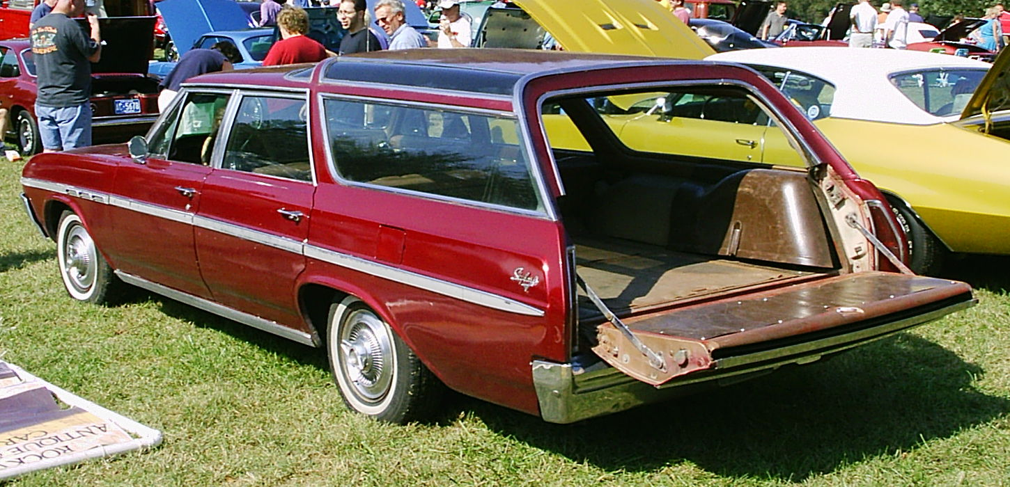 1972 Buick Sport Wagon Information And Photos Momentcar