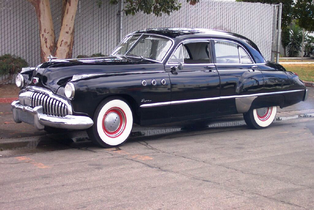1996 Buick Lesabre >> 1949 Buick Super - Information and photos - MOMENTcar