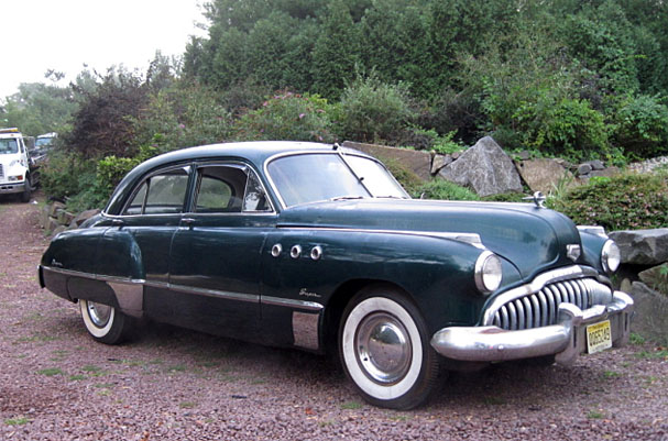 1949 Buick Super Information And Photos Momentcar