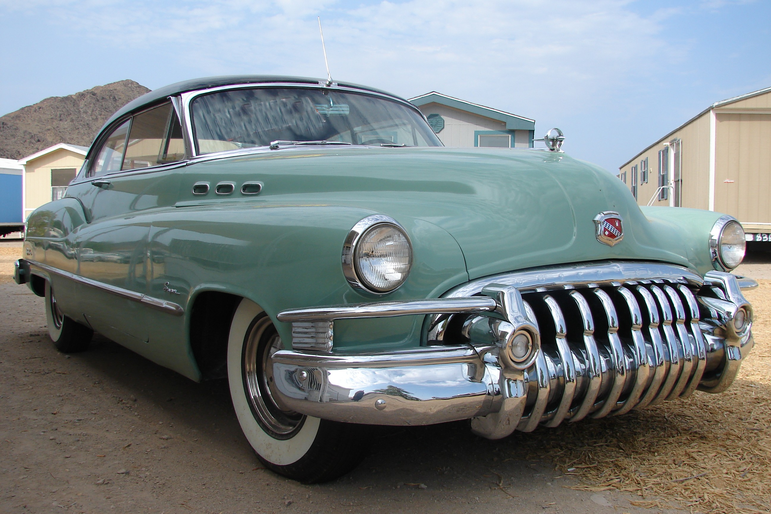 1950 Buick Super Information And Photos Momentcar