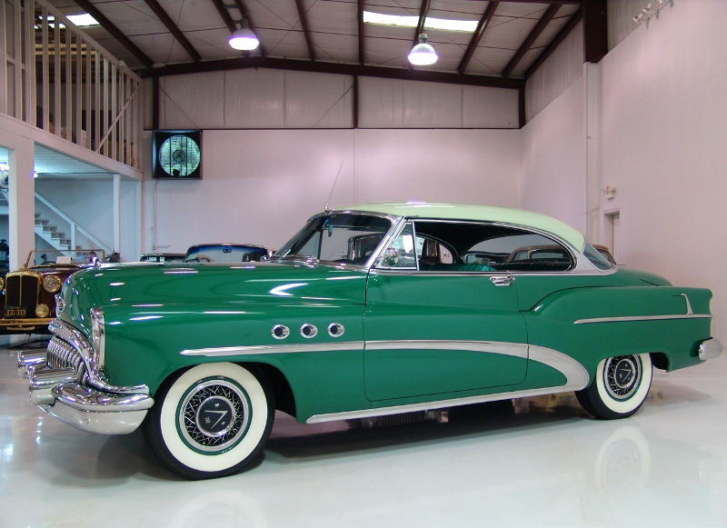 1953 Buick Super - Information And Photos