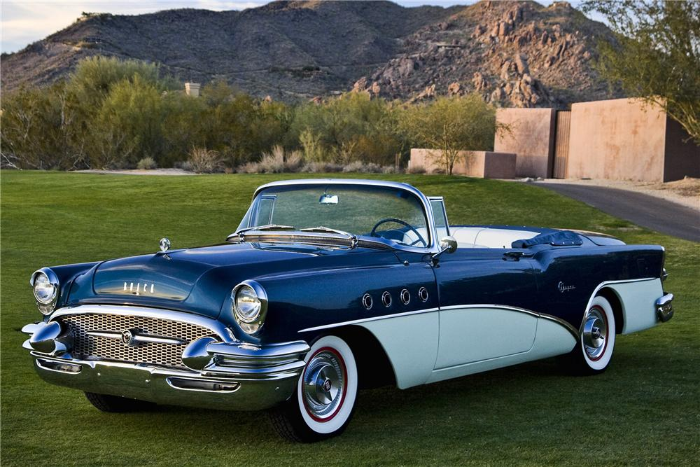 1955 Buick Super Information And Photos Momentcar