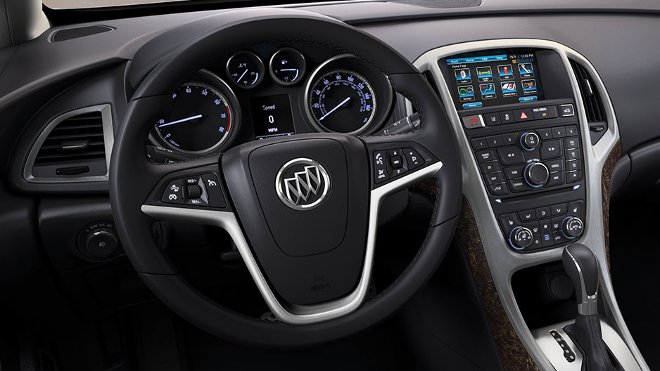 Buick Verano Information And Photos Momentcar