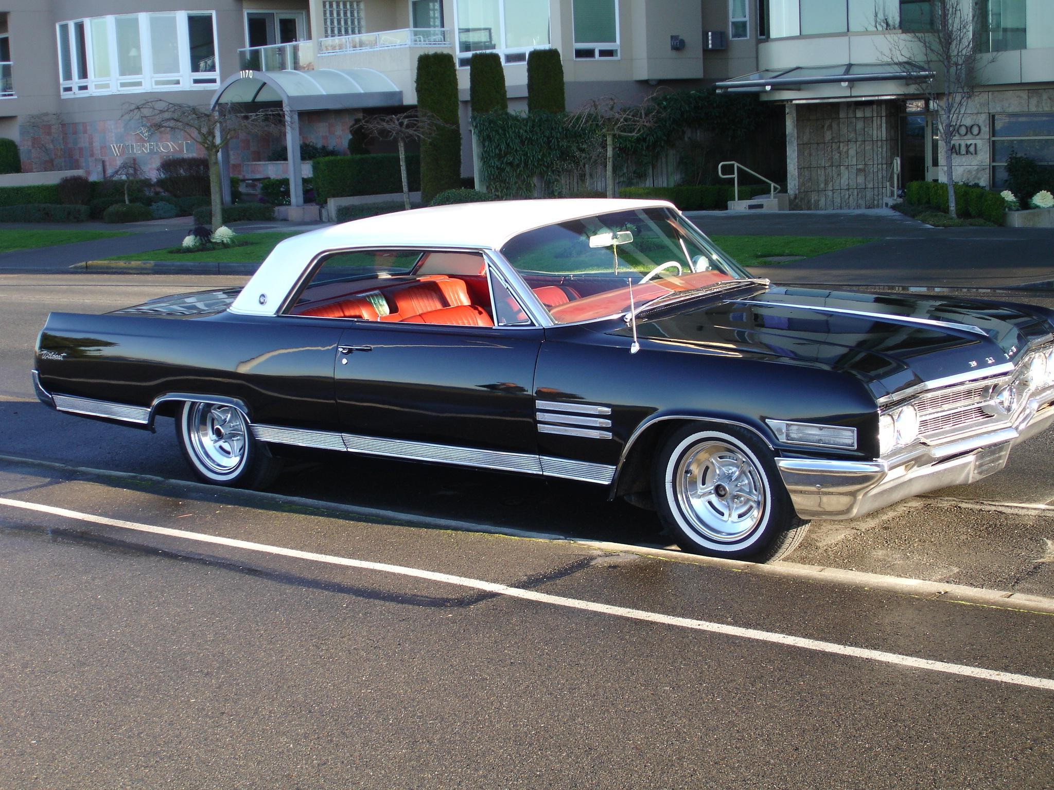 1964 Buick Wildcat Information And Photos Momentcar