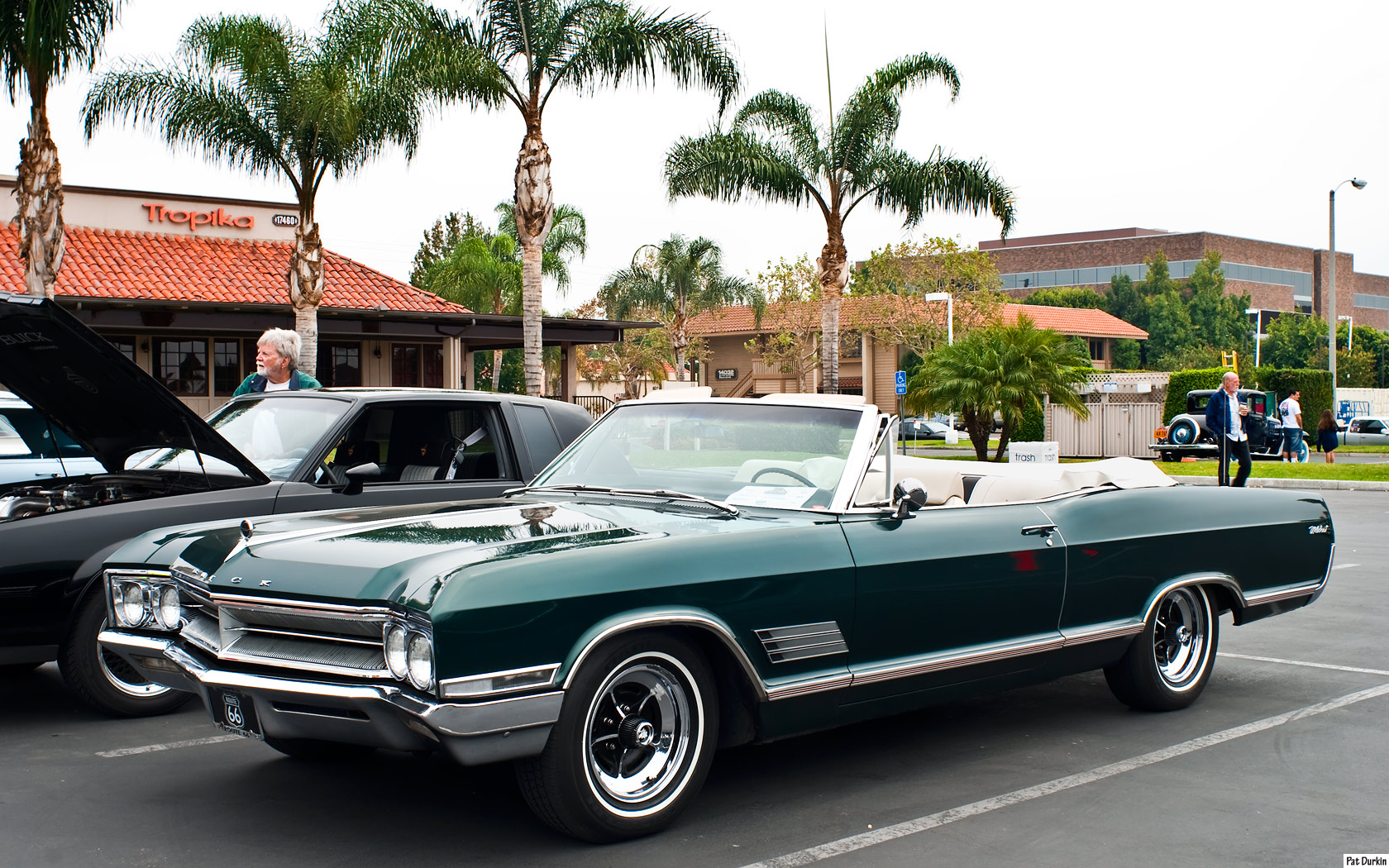 1966 buick wildcat information and photos momentcar for Classic american convertibles for sale