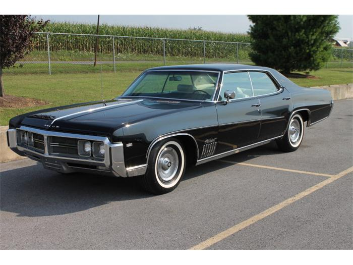 1969 Buick Wildcat Information And Photos Momentcar