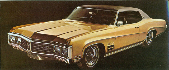 1970 buick wildcat information and photos momentcar. Black Bedroom Furniture Sets. Home Design Ideas