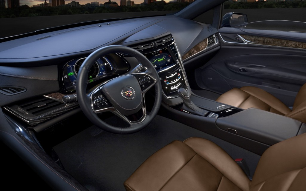 Cadillac 2014 Escalade, a giant SUV originally designed #2