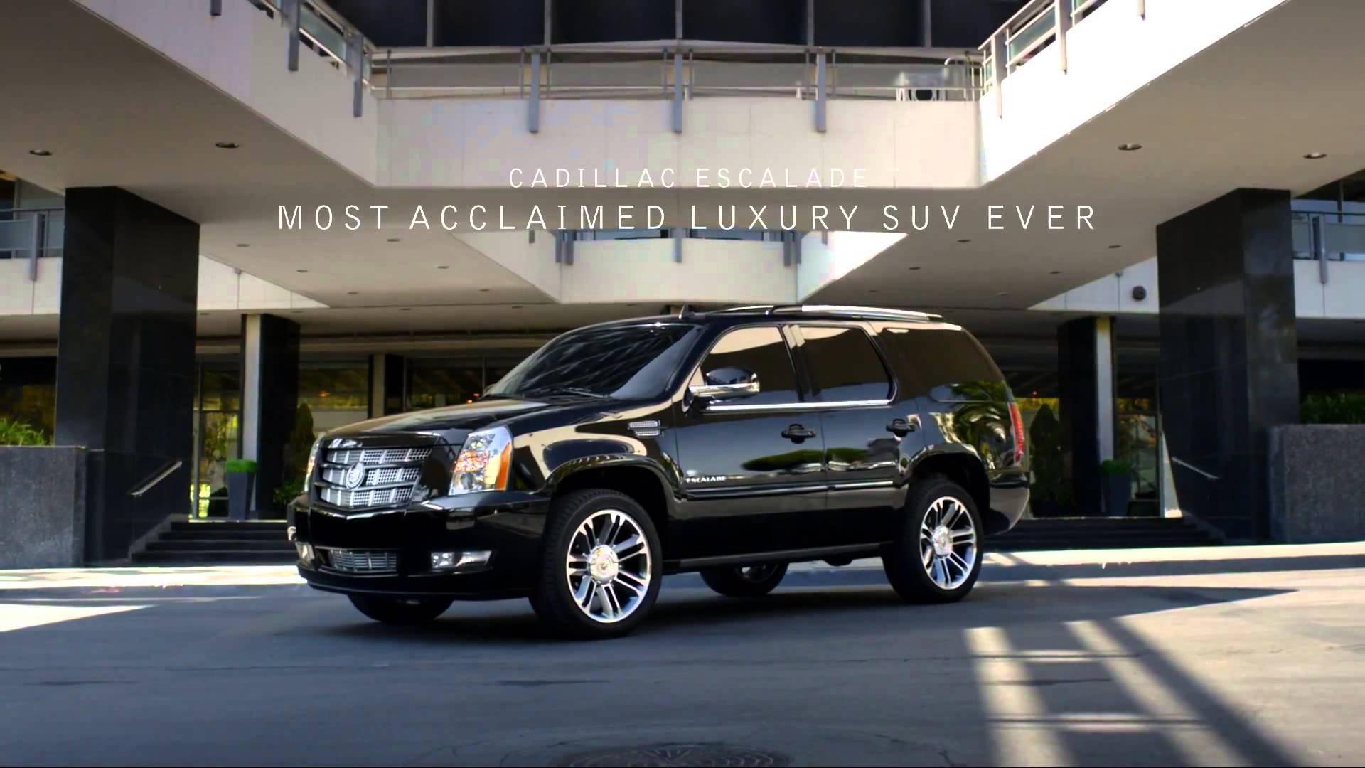 Cadillac 2014 Escalade, a giant SUV originally designed #10