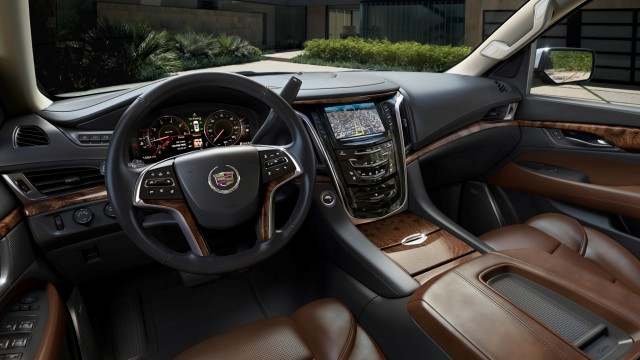 Cadillac 2015 escalade opening a new generation of luxury SUVs #10