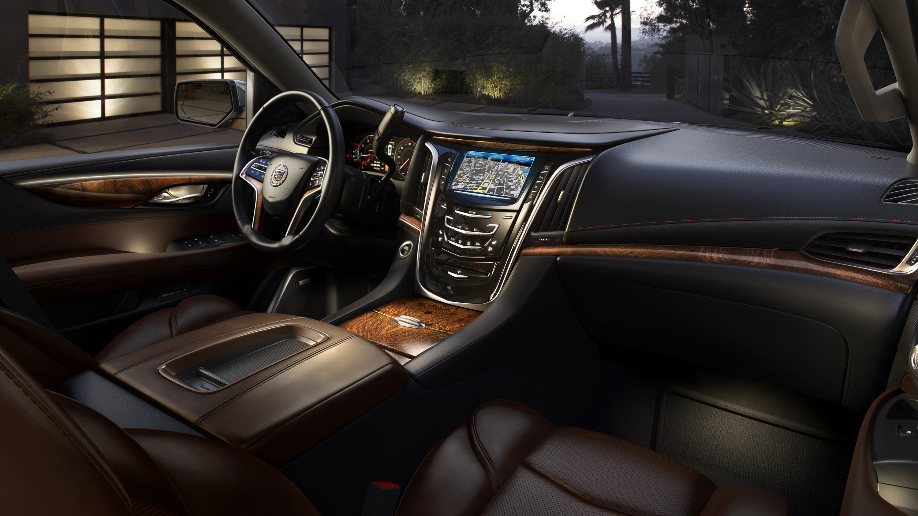 Cadillac 2015 escalade opening a new generation of luxury SUVs #2