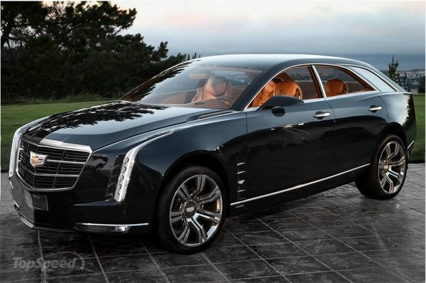 Cadillac 2015 escalade opening a new generation of luxury SUVs #3