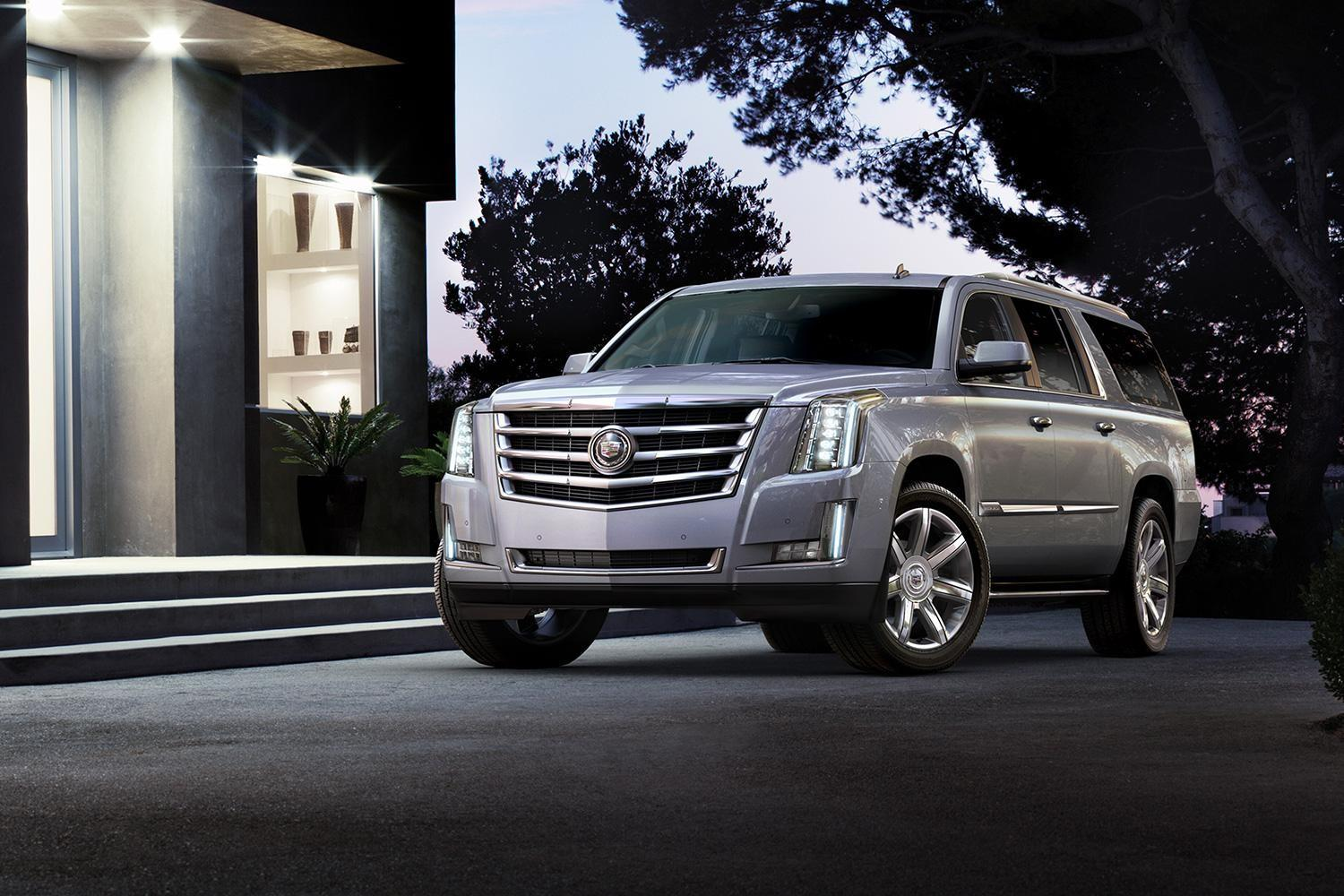 Cadillac 2015 escalade opening a new generation of luxury SUVs #6