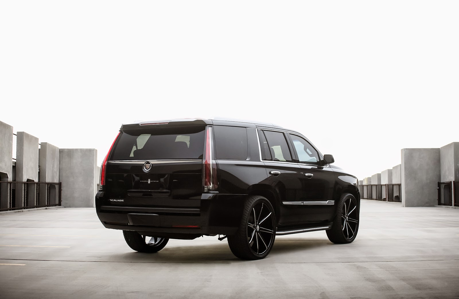 Cadillac 2015 escalade opening a new generation of luxury SUVs #12