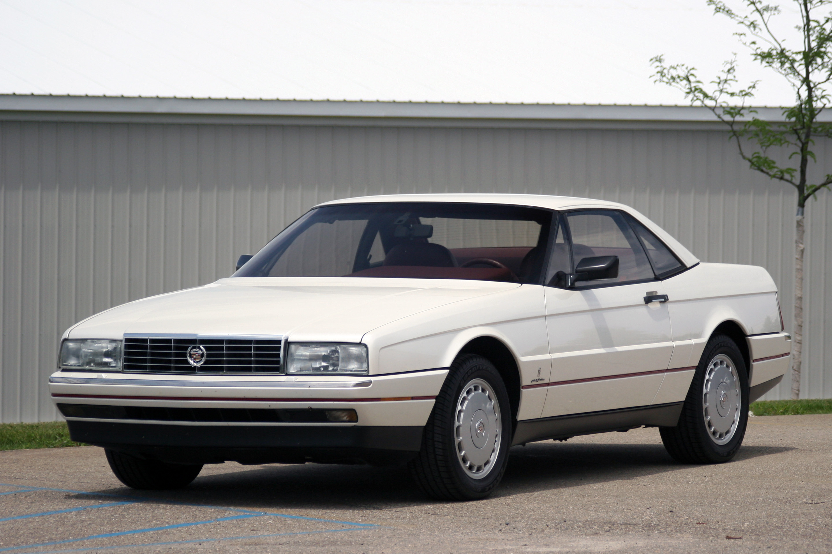 1990 Cadillac Allante  Information and photos  MOMENTcar