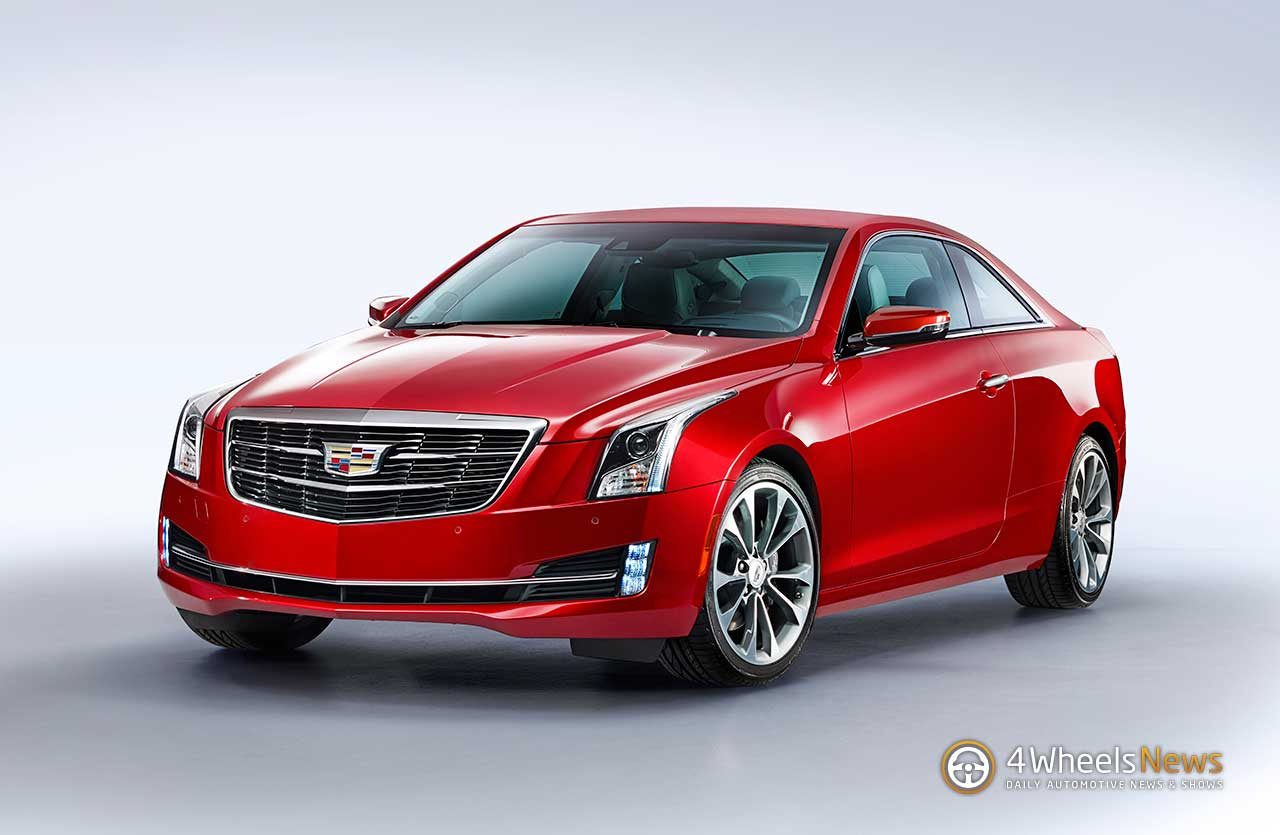 Cadillac Ats Coupe >> CADILLAC ATS COUPE - 75px Image #13
