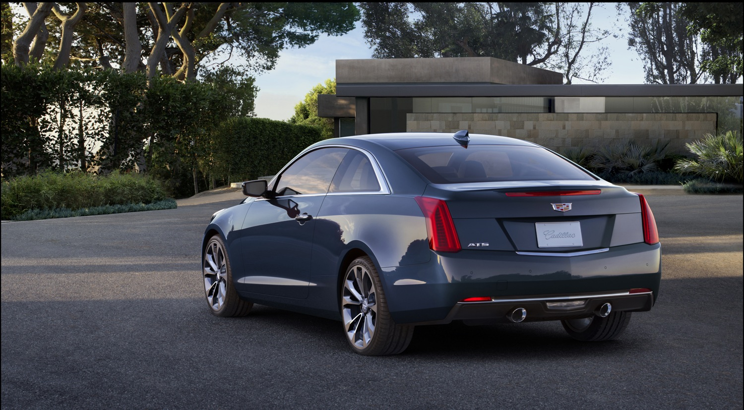2015 cadillac ats coupe information and photos momentcar. Black Bedroom Furniture Sets. Home Design Ideas