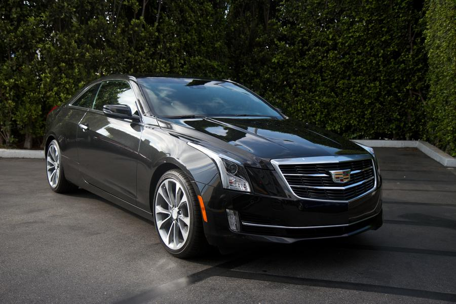 2015 Cadillac ATS Coupe - Information and photos - MOTcar