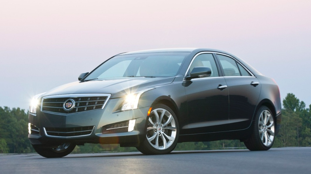 Cadillac ATS Performance #20