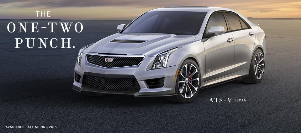 Cadillac ATS-V Performance #1