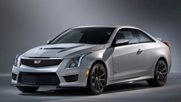 Cadillac ATS-V Performance #2