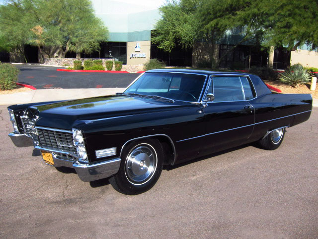 1967 Cadillac Calais - Information and photos - MOTcar