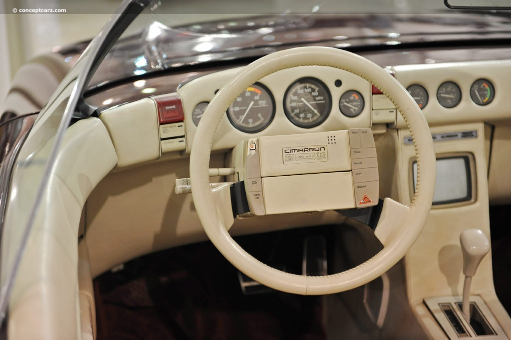 1982 Cadillac Cimarron Information And Photos Momentcar