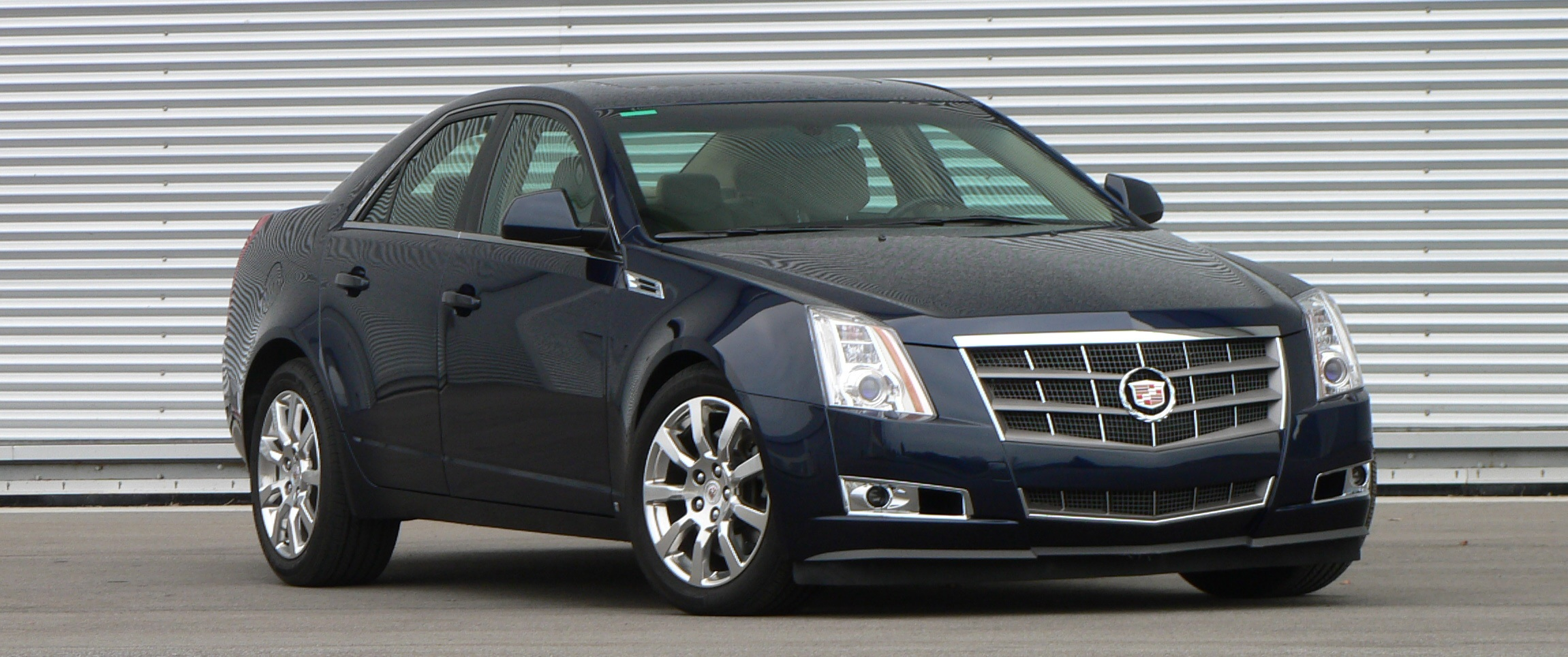 just in refreshed 2018 cadillac xts debuts with ct6 inspired styling ats to follow. Black Bedroom Furniture Sets. Home Design Ideas