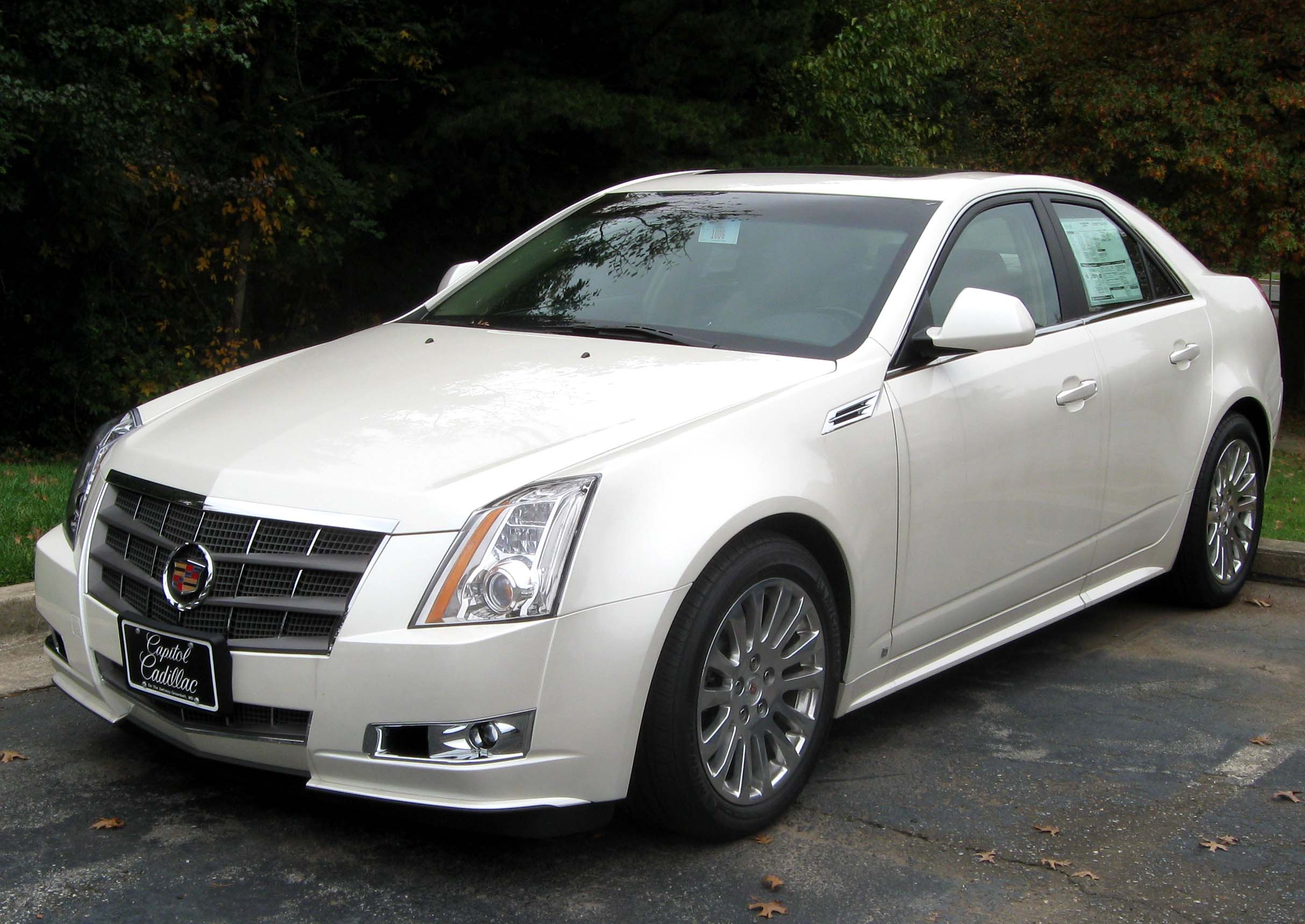 Cadillac Cts V Wagon For Sale 2 >> 2008 Cadillac CTS - Information and photos - MOMENTcar