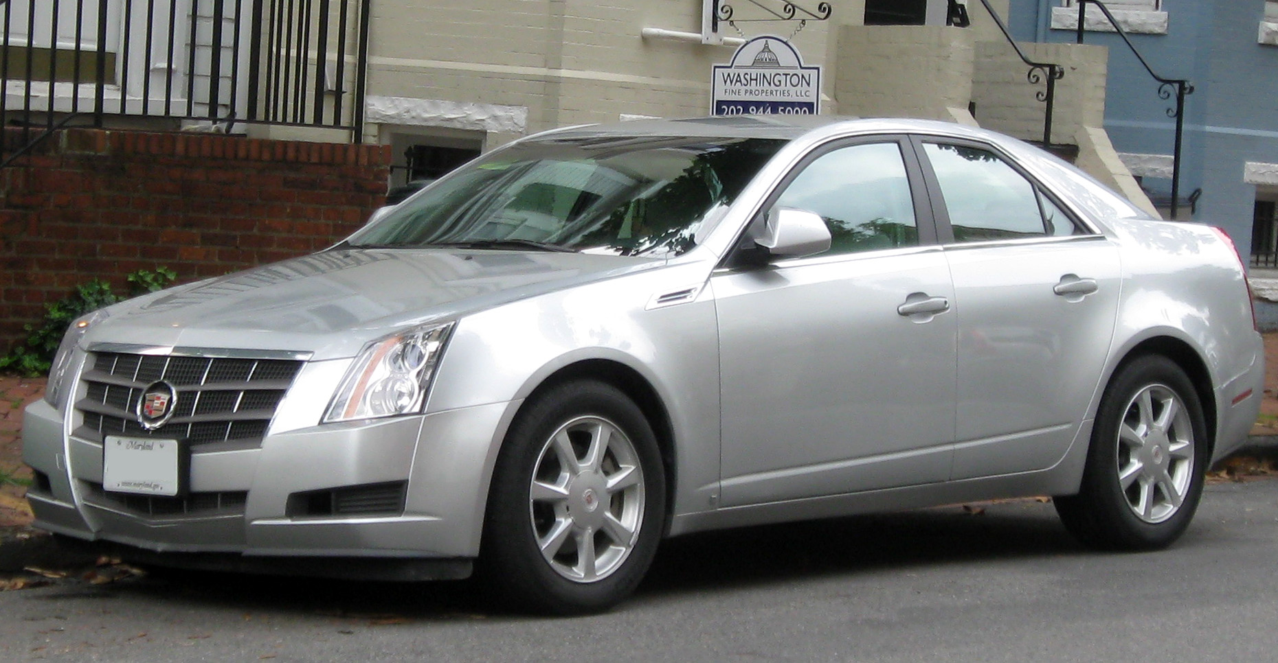2009 Cadillac CTS - Information and photos - MOTcar