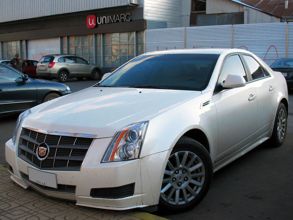 2010 cadillac cts information and photos momentcar. Black Bedroom Furniture Sets. Home Design Ideas