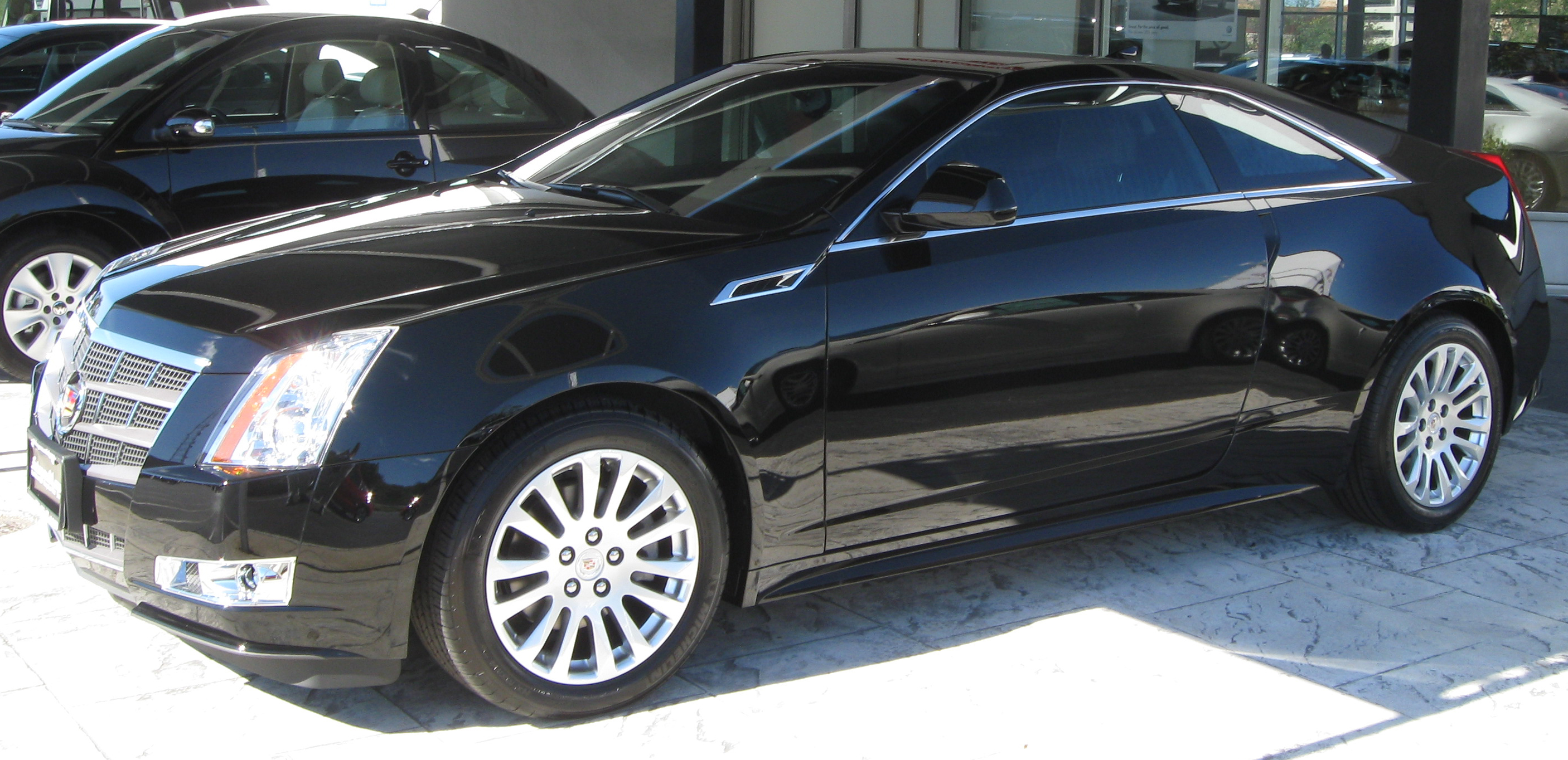 2011 cadillac cts information and photos momentcar. Black Bedroom Furniture Sets. Home Design Ideas