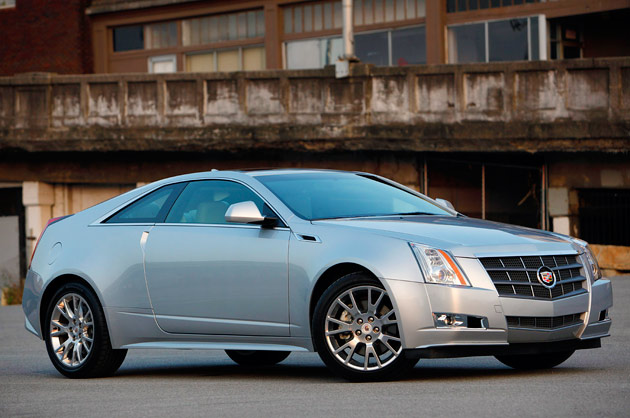 cadillac cts coupe information and photos momentcar. Black Bedroom Furniture Sets. Home Design Ideas