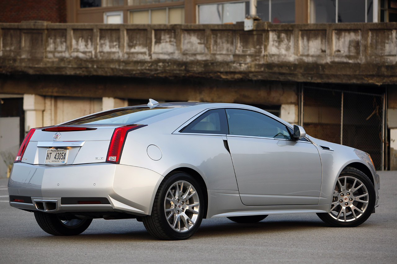 2011 cadillac cts coupe information and photos momentcar. Black Bedroom Furniture Sets. Home Design Ideas