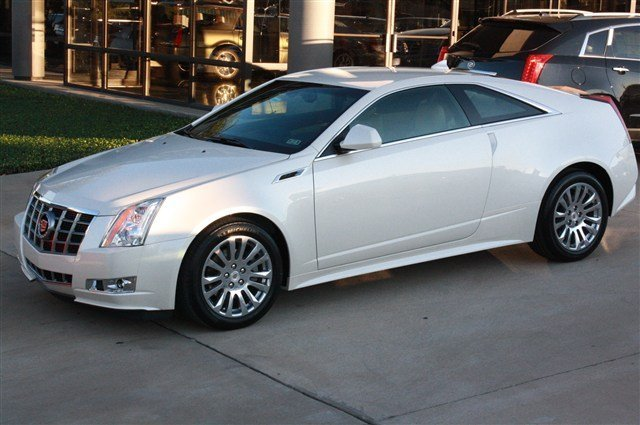 2012 Cadillac Cts Coupe - Information And Photos