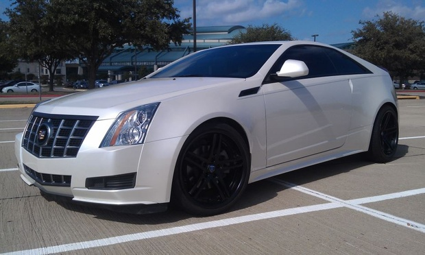 2012 cadillac cts coupe information and photos momentcar. Black Bedroom Furniture Sets. Home Design Ideas