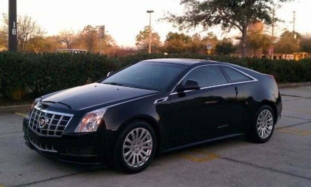 2013 cadillac cts coupe information and photos momentcar. Black Bedroom Furniture Sets. Home Design Ideas