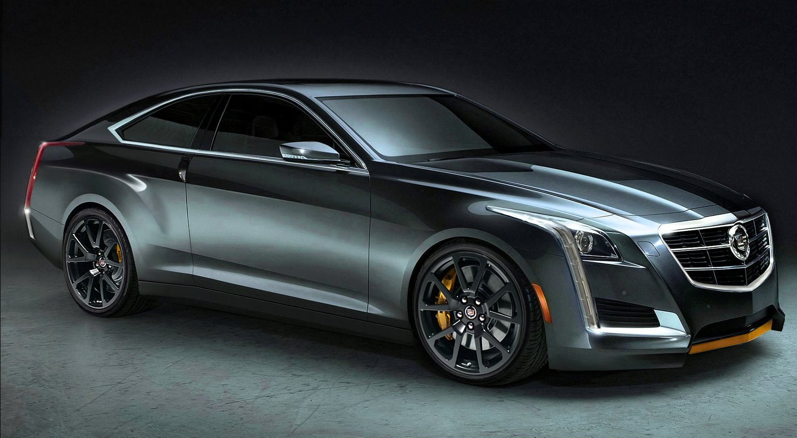 Cadillac Cts Coupe Information And Photos Momentcar