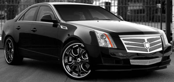 Cadillac CTS Luxury #20