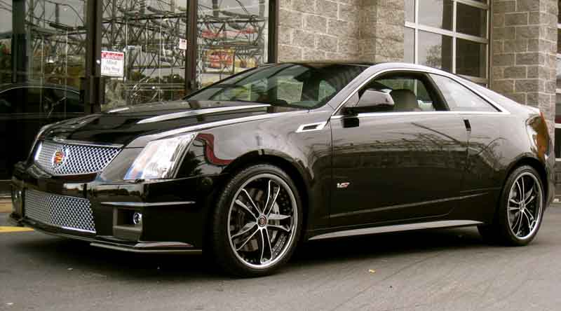 2010 Cadillac Cts V Information And Photos Momentcar